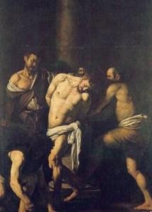 Michelangelo Merisi da Caravaggio, Flagellazione