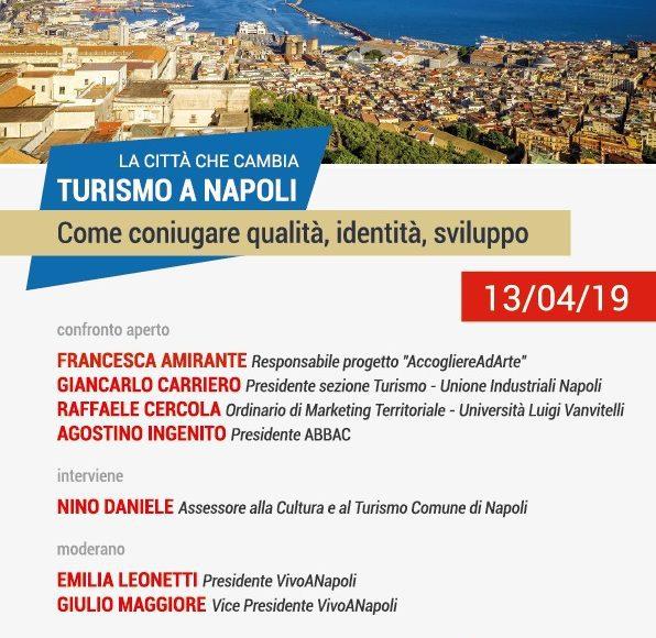 La città che cambia  Turismo a Napoli | sabato 13 aprile PAN